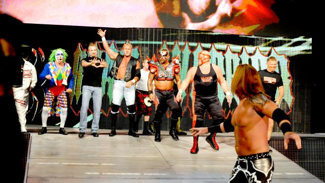 Liva vs. Heath Slater