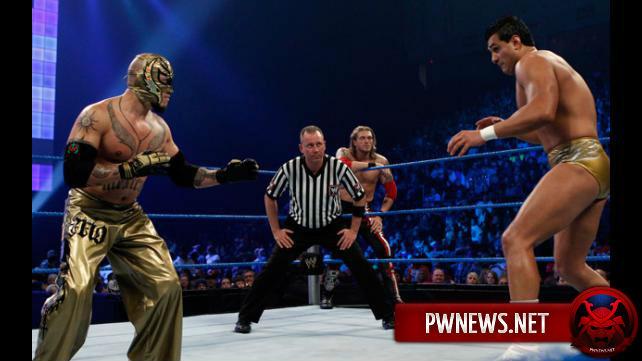 Бывший Мировой Чемпион вернется в WWE?