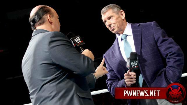 Хейман провел консультацию с верхушкой WWE