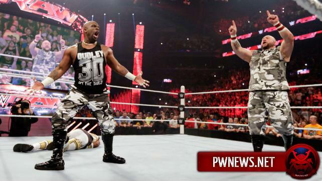 Подробности возвращения Братьев Дадли в WWE