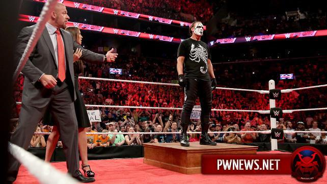 Были ли в WWE планы на Стинга прежде, чем он завершил свою карьеру из-за травмы?