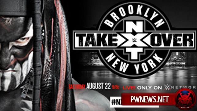 Результаты WWE NXT TakeOver: Brooklyn