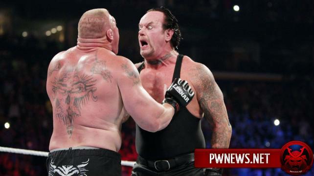 WWE покажут передачу о фьюде Брока и Фенома