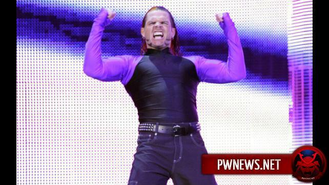 Джефф Харди вернется в WWE?