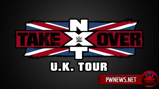 NXT TakeOver в Лондоне!
