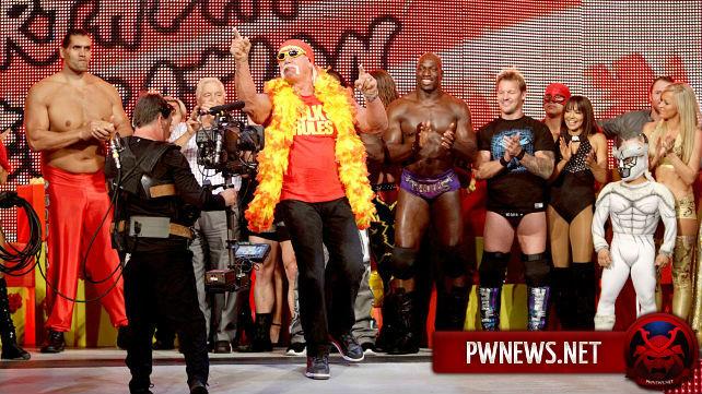 WWE запретили работникам общаться с Хоганом