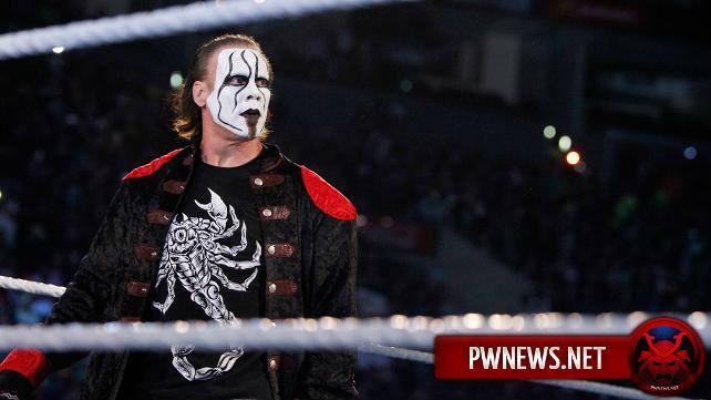 Стинг выступит на следующем RAW