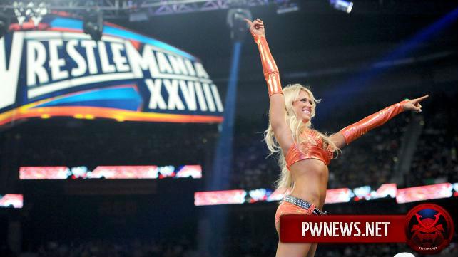 Келли Келли о возвращении в WWE