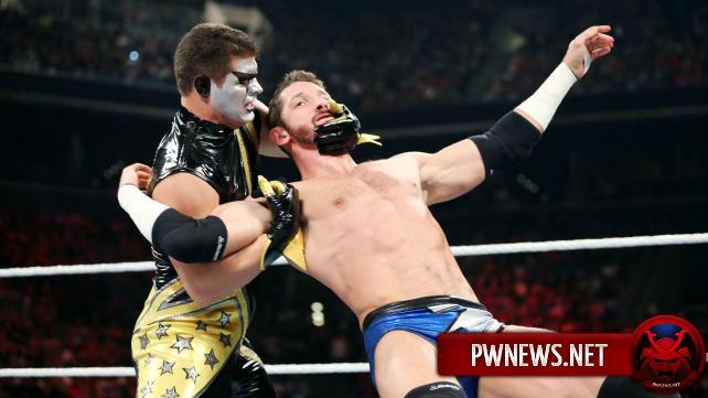 Официально: Уэйд Баррет покидает WWE