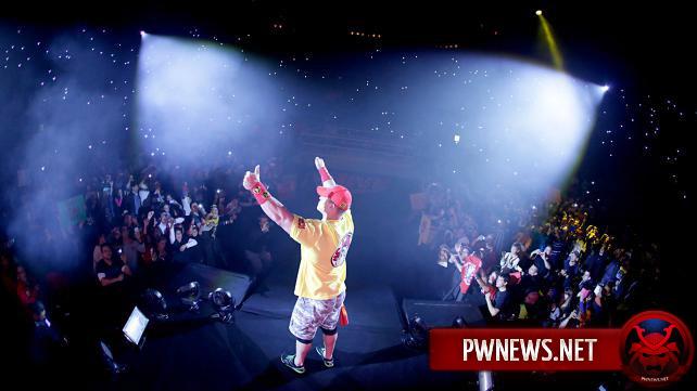В WWE начали готовиться к предстоящему отпуску Джона Сины
