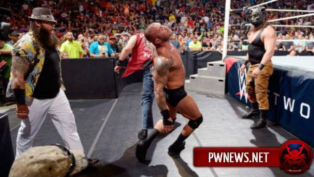Закулисные новости: статус Рэнди Ортона в WWE