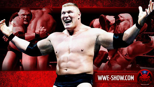 Brock Lesnar: Here come the pain