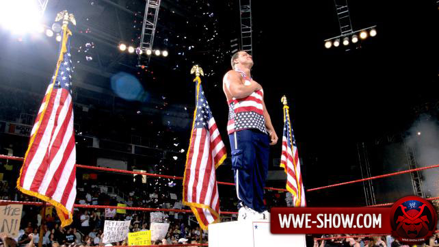 Kurt Angle - Olympic Hero