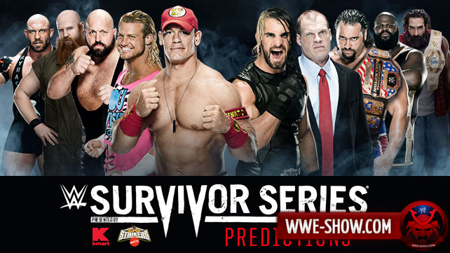 Результаты WWE Survivor Series 2014