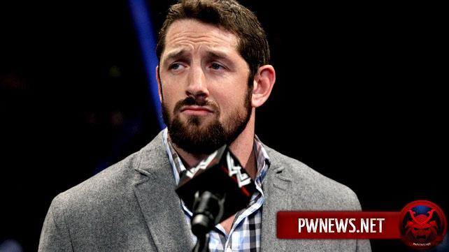 Титульный матч на SmackDown