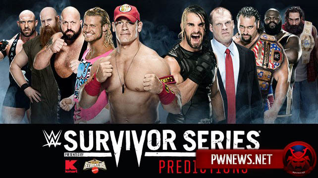 Оценки Survivor Series 2014