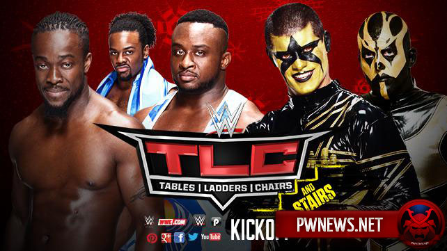 The New Day vs. Gold & Stardust