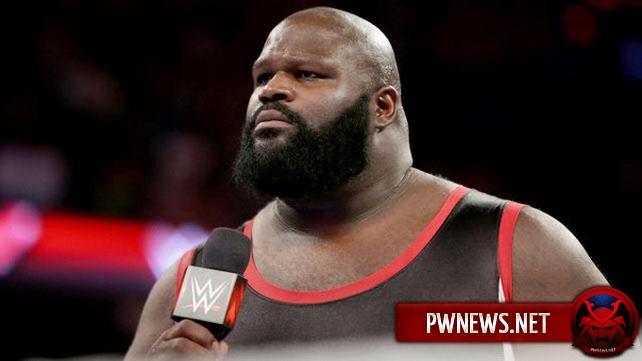 Что WWE приготовят для Марка Генри на WrestleMania 32?