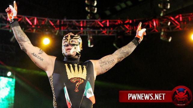 Рей Мистерии о возможном возвращении в WWE