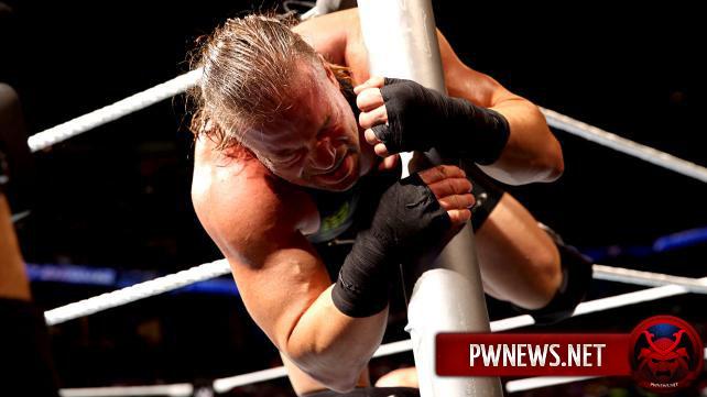 Роб Ван Дам не отрицает возможность вернуться в WWE