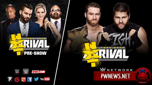 Мысли вслух: NXT Takeover Rival