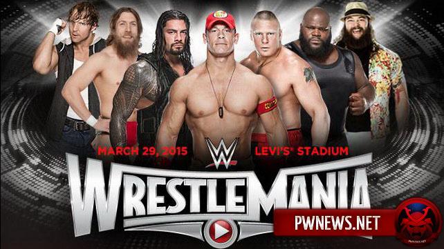 Мысли вслух. RR - путь к WrestleMania