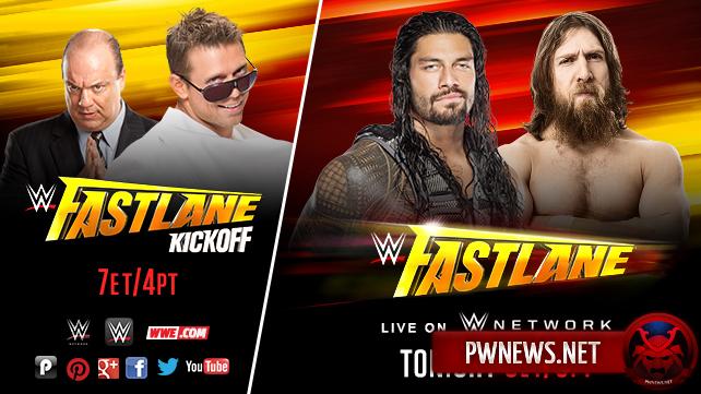 Результаты WWE FastLane 2015