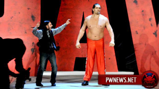 Великий Кали заявил, что WWE провалились в Индии