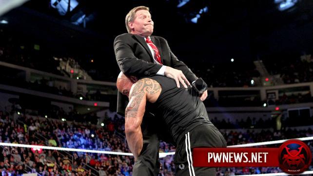 Статус Джона Лауринайтиса в WWE