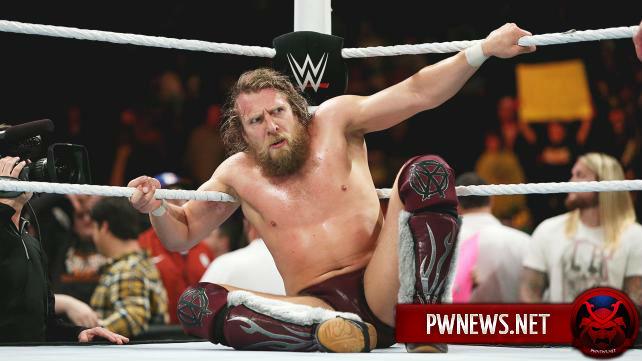 Дэниал Брайан покинет WWE на следующей неделе?
