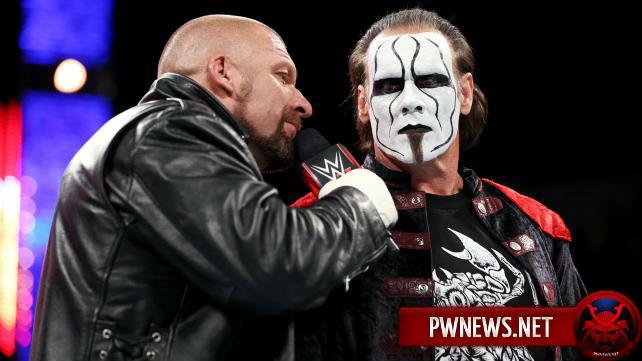 WWE недовольны поведением Трипл Эйча
