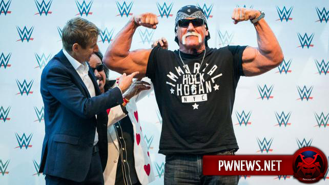 WWE идут на встречу Халку Хогану?