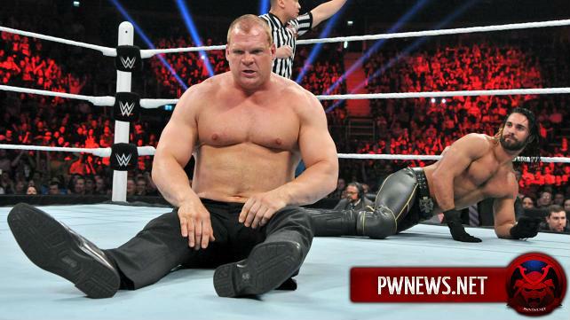 Статус Кейна в WWE
