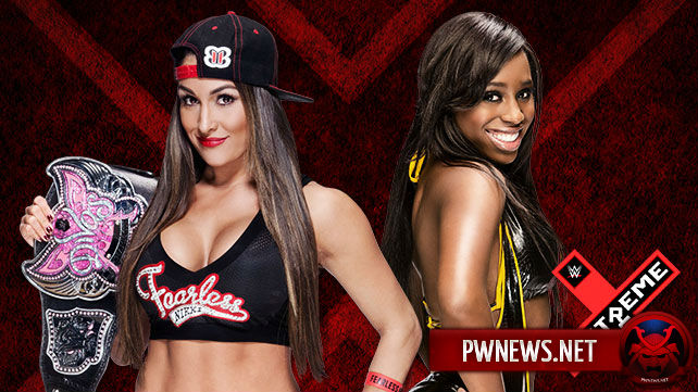 Nikki Bella vs. Naomi — Extreme Rules 2015