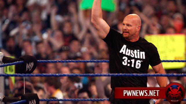 Есть ли в WWE планы по использованию Остина на WrestleMania?