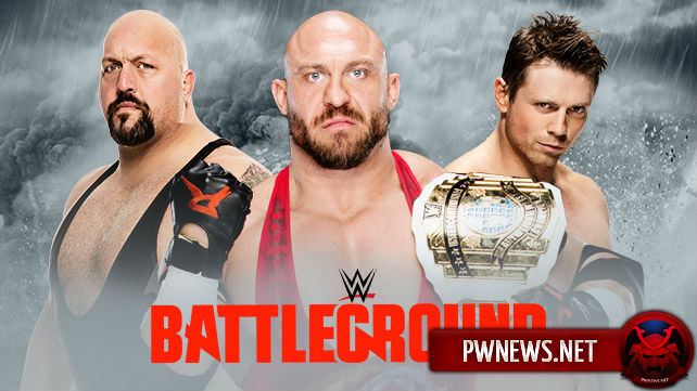 Ryback vs. Big Show vs. The Miz