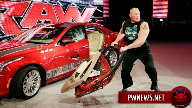Когда WWE планируют возвращение Брока Леснара?