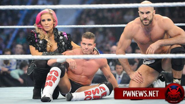 Тайсон Кидд перешел на другую должность в WWE; Официальные лица компании планируют снять фильм о члене Зала Славы