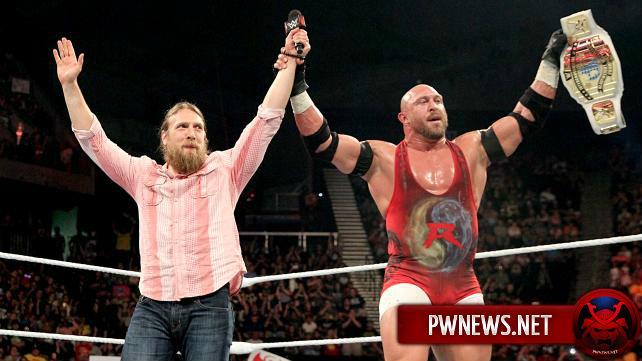 Райбек вернется на следующем RAW?