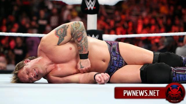 Надолго ли Крис Джерико задержится в WWE?