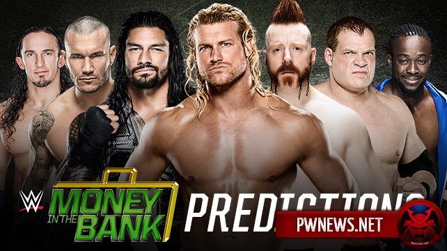 Результаты WWE Money in the bank 2015