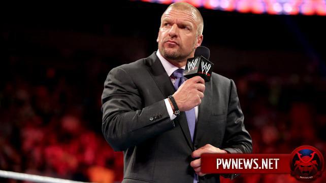 Трипл Эйч и Стефани МакМэн работают над новым большим проектом в WWE