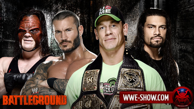 Fatal 4-Way на Battleground 2014