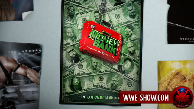Результаты WWE Money in the Bank 2014