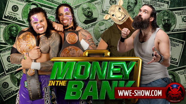 The Usos vs. The Wyatt Family