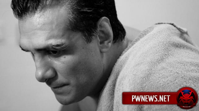 Альберто Дель Рио на самом деле травмировал шею?