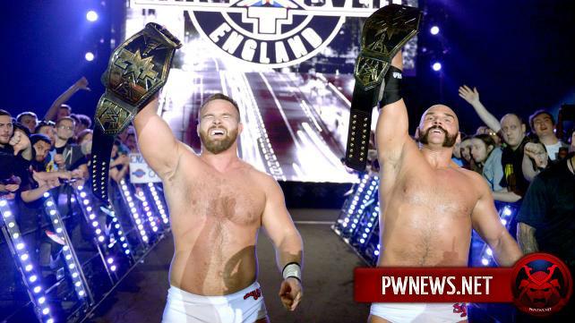 Новая титульная вражда на NXT?