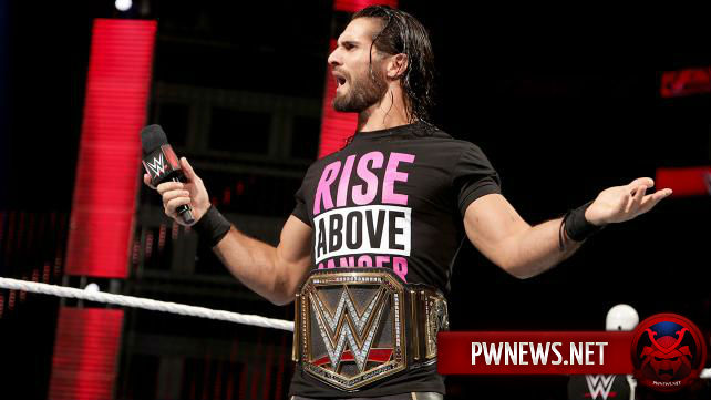 Чемпион WWE прервал серию поражений