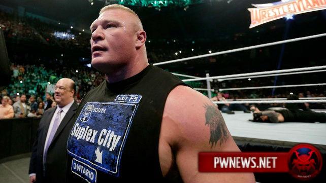 Брок Леснар выступит на следующем SmackDown?