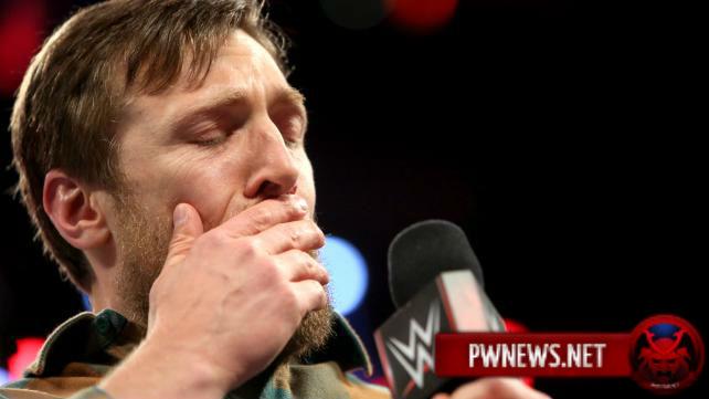 Апдейт по будущему Дэниала Брайана в WWE